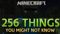 Minecraft - 256 Tricks, Facts, Glitches You Might Not Know