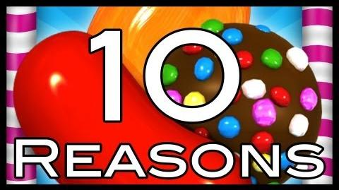 Candy Crush Saga 10 Reasons Not To Play It!