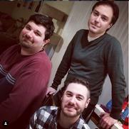 Sal, Ethan & Ben