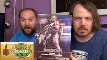 Robocop VCR Game Beer and Board Games