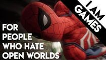 Spider-Man PS4 Open-World For People Who Hate Open-World Games