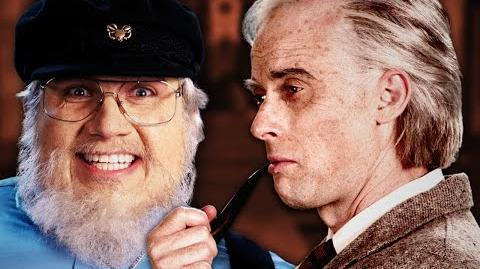 J. R. R. Tolkien vs George R. R. Martin. Epic Rap Battles of History