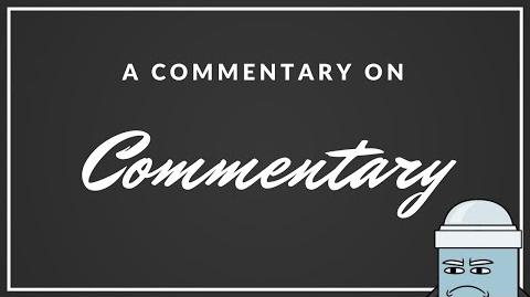 A Commentary on Commentary (ft