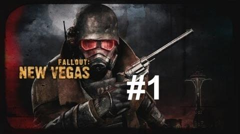 Let's Play - Fallout New Vegas (Ultimate Edition) HD Part 1