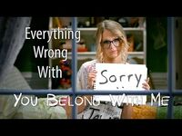 "Everything Wrong With Taylor Swift - ""You Belong With Me"""