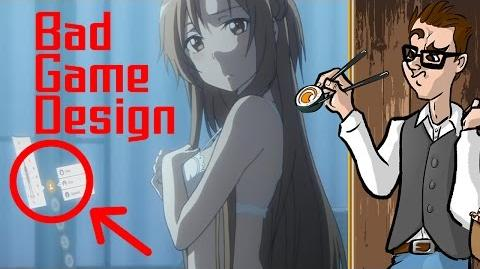 Why SAO is a Terrible Game, Too