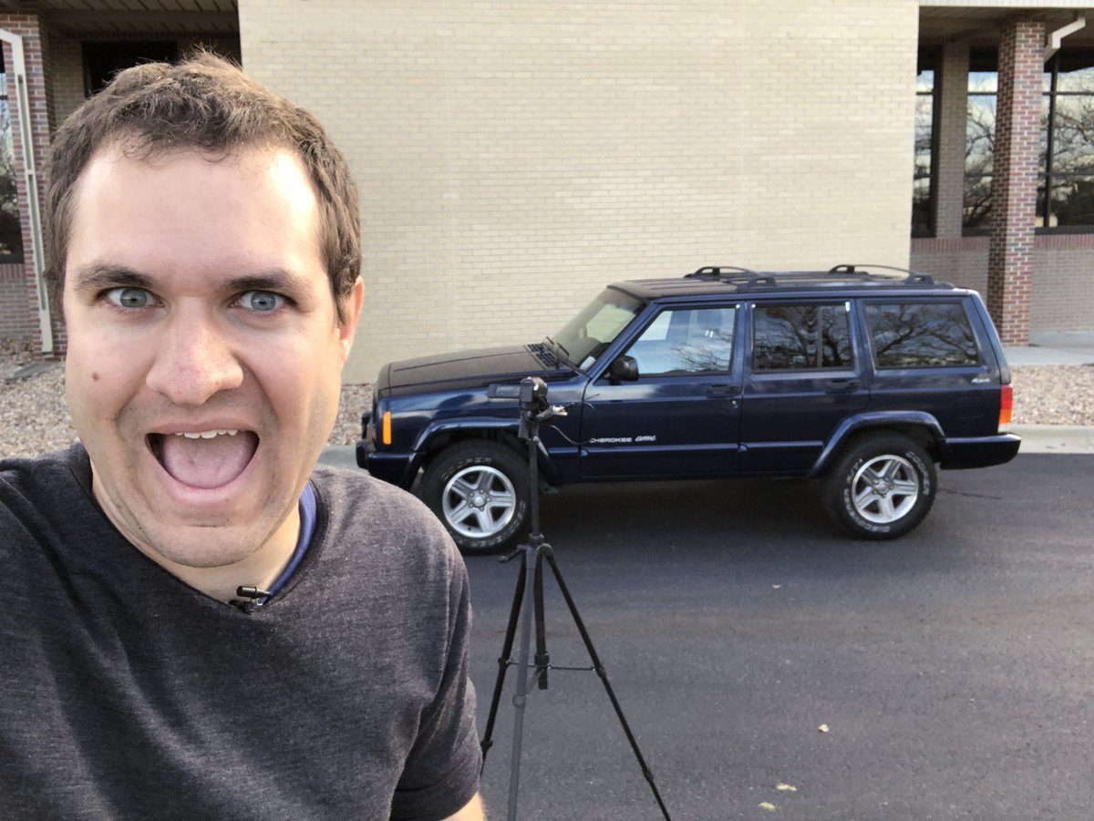 The 31-year old son of father (?) and mother(?) Doug Demuro in 2019 photo. Doug Demuro earned a  million dollar salary - leaving the net worth at  million in 2019