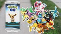 EVOLVING EEVEE!! - Pokemon GO