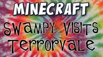 Swampy visits Terrorvale