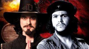 Guy Fawkes vs Che Guevara. Epic Rap Battles of History