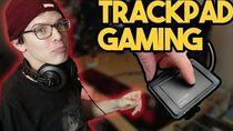 PUBG (no skill) - trackpad gaming