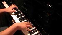 Hikari no Senritsu - Sora no woto OP Piano