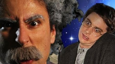 Einstein vs Stephen Hawking -Epic Rap Battles of History 7