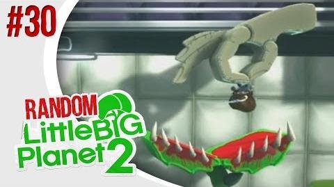 DEATHRUN IN LBP2?! - Little Big Planet 2 Random Multiplayer - Ep