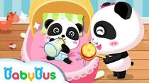 ❤ Baby Panda Care Kids Cartoon Animation For Kids Babies Videos Panda Cartoon BabyBus