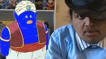 BLUE MR POPO IN DRAGON BALL Z KAI!!! Racism?