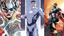 Superior Iron Man, Thor, and the NEW Captain America - First Issue Impressions