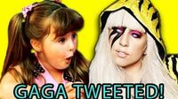 Kids React to Lady Gaga Reacting to Them!