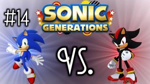 Sonic Generations - Ep. 14 - Sonic vs