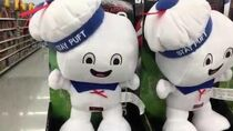 👻 GHOSTBUSTERS Stay Puft Talking Toys at Walmart TOY HUNTING