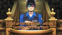 Ace Attorney Dual Destinies Announcement Trailer