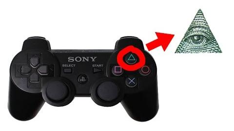 Sony is Illuminati