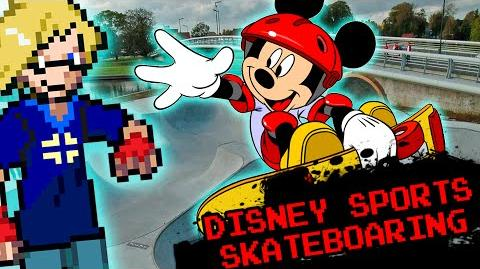 Disney Sports Skateboarding (GBA) - TheMarioDude1