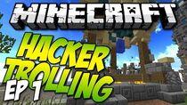 Minecraft HACKER TROLLING EP1! - TURKEY TROLLS