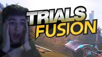 TRIALS FUSION New Channel!!! 'F*CKED UP SQUIRREL RIDER GLITCH'