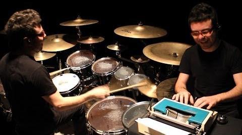 Vadrum - The Typewriter (Drum Video)