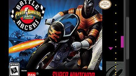 """Games - The Series"" episode 16 - Power Rangers Zeo Battle Racers (1996)"