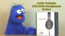 Arlo Reviews the Audio Technica ATH M40x Headphones