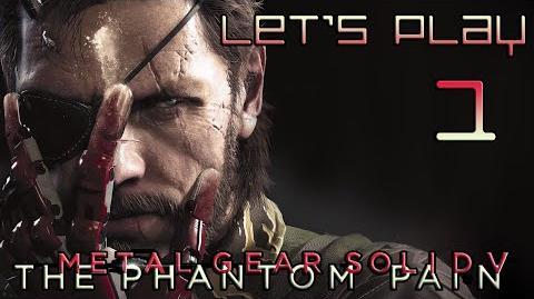 Let's Play Metal Gear Solid V The Phantom Pain Episode 1 - 60FPS - MGSV Gameplay Walkthrough