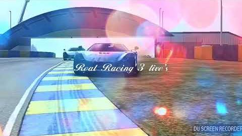 Real racing 3 - Introduzione my Page