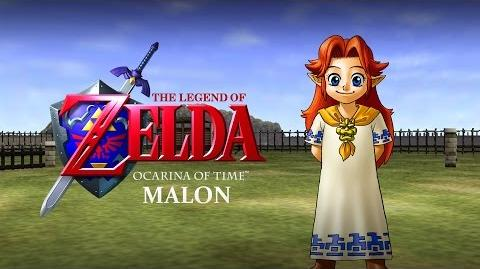 The Legend of Zelda Theory Malon