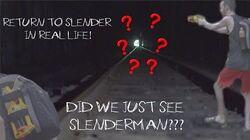 HUNTING FOR SLENDER MAN EP