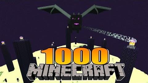 Special So spielt man Minecraft durch! - Let's Play Minecraft 1000