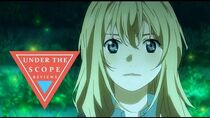 Under The Scope Anime Review Your Lie in April