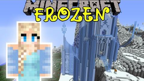 Minecraft Frozen (Custom Map)