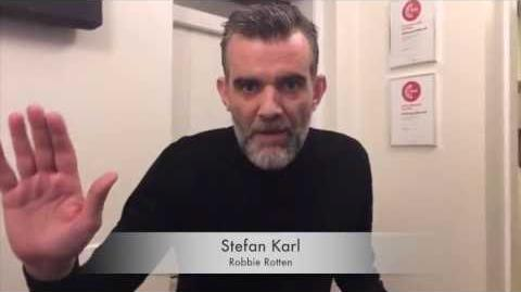 We Are Number One live but it's the live version with a interview 12.11