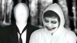 Slender Man vs Jeff the Killer - Epic Rap Battle Parodies Season 2