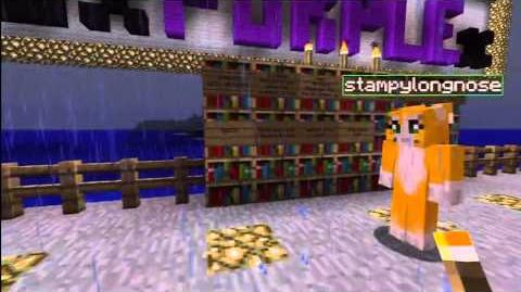 Stampy & Squid Failing At An Intro
