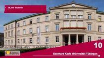 Top 10 Universities in Germany 2015 16