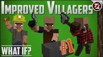 What If Minecraft had MUCH Better Villagers?-0