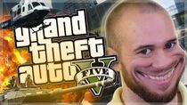 STEALING THE JET (GTA 5 Funny Moments) w ThatGuyBarney