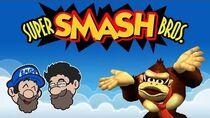 Smash Bros 64 DK DUNNO - Hobo Bros
