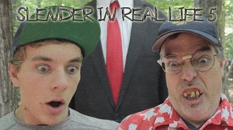 Slender in Real Life 5-0