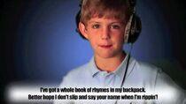 7 Year Old Raps Justin Bieber - Eenie Meenie by MattyBRaps (Cover)