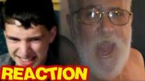Angry Grandpa Self Toe Surgery Reaction