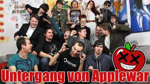 Der Untergang von Applewar
